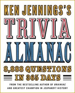 [Image of Trivia Almanac book cover]